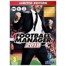 PC - Football Manager 2018 Limited Edition
