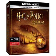 Harry Potter - 8 Film Collection (4 Blu-Ray 4K Ultra Hd)