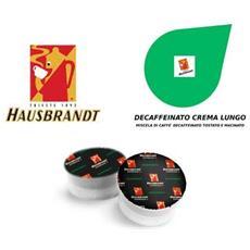 Capsule Hausbrandt Decaffeinato Crema Confezione 10pz.