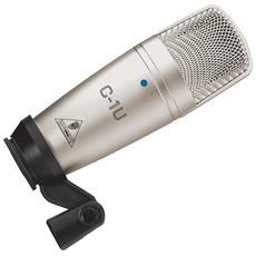 C-1U, 136 dBi, Cablato, 5V, 50 mA, 54 x 54 x 169 mm, 450g