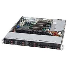 Case CSE-113TQ-600CB Server Rack 1U S ATX / Micro-ATX