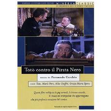 Dvd Toto' Contro Il Pirata Nero