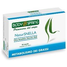 Body Spring Metabolismo Grassi 30 Capsule Angelini