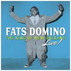 Fats Domino - The King Of New Orleans Live! (3 Cd)