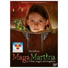 Dvd Maga Martina E Il Libro Magico D. . .