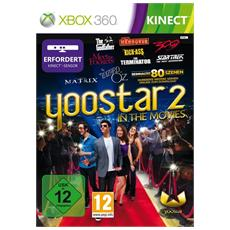 X360 - Yoostar 2 In The Movies (Software per KINECT)