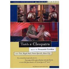 Dvd Toto' E Cleopatra