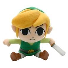 Peluche Zelda 16 cm GAF0504