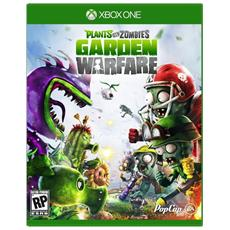 XONE - Plants Vs Zombies Garden Warfare