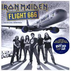 Iron Maiden - Flight 666 OST (2 Lp)