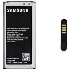 Batteria Eb-bg800bbe Originale Per Galaxy S5 Mini Sm-g800 Da 2100ma