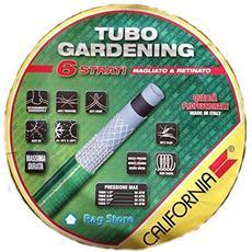 """Tubo Garden. 6 Strati 5/8""""25mt"""