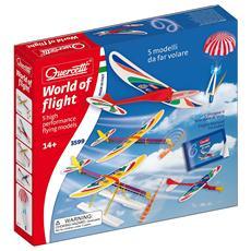 Cinque Aerei Da Far Volare World Of Flight