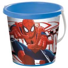 Secchiello Sfuso Spiderman 17cm Cf1