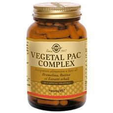 Vegetal Pac Complex 60 Capsule Solgar