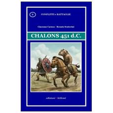 Chalons 451 d. C.