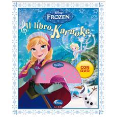 Il libro karaoke. Frozen. Con DVD