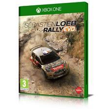 XONE - Sebastien Loeb Rally Evo