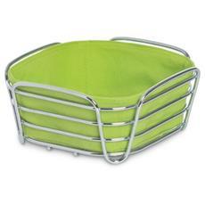 Portapane Delara S colore verde