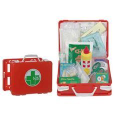 36096fab70708 BRICOBRAVO - Valigetta Kit Primo Pronto Soccorso Cassetta Emergenza Medica  Sicurezza Medic3