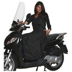 Coprigambe Impermeabile Per Scooter Protezione Da Pioggia E Vento - Modello Universale