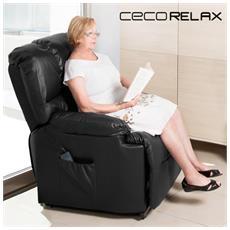 Poltrona Relax Massaggiante Cecorelax 6001