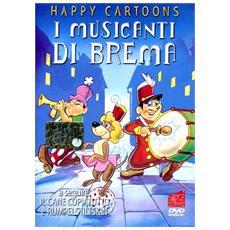 DVD MUSICANTI DI BREMA (I) (happy cart.)