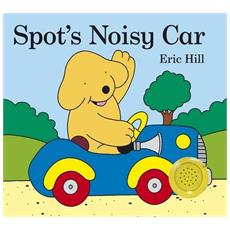 Spot's noisy car