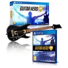 PS4 - Guitar Hero Live + Chitarra Bundle Edition