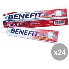 Set 24 Dentifricio 75 Ml. Total Protection Prodotti Per Il Viso