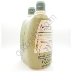Aveeno Bipack Daily Moisturising Detergente Intimo Con Avena 2x500ml