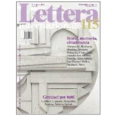 Vol. 115: Storia, memoria, cittadinanza.