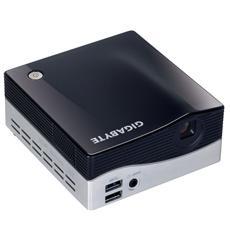 BRIX Projector GB-BXPI3 Intel Core i3-4010U No RAM No Hard Disk Proiettore DLP 4xUSB 3.0 S. O. Non Incluso