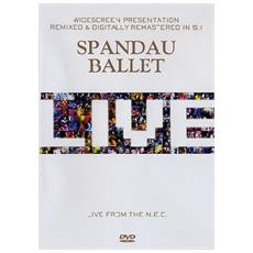 Spandau Ballet - Live From The N. E. C.