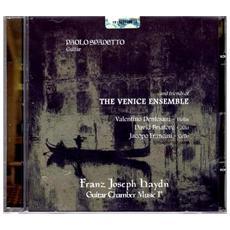 Haydn - Guitar Chamber Music I The Venice Ensemble