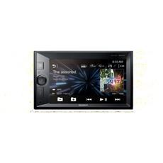 Sintolettore DVD XAVV631BT Bluetooth Potenza 4 x 55W Supporto DVD / Xvid / CD / Mp3 / Jpeg / WMC / AAC / WAV / FLAC / USB / AUX Nero