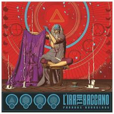 L'Ira Del Baccano - Paradox Hourglass (Red Vinyl)