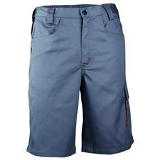 Pantaloncino da Lavoro Polifunzionale Kavir Tg. L Colore Grigio