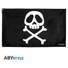 Albator Emblem Flag Captain Harlock (70x120)