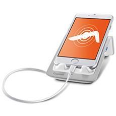 MobileDock LM550i Smartphone Grigio, Bianco docking station per dispositivo mobile