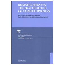 Business services: the new frontier of competitiveness