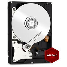"Hard Disk per NAS WD Red Pro 2 TB 3.5"" Sata III 6 Gb / s Buffer 64 Mb 7200 rpm"