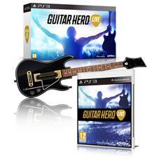 PS3 - Guitar Hero Live + Chitarra Bundle Edition