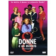 Dvd 8 Donne E Un Mistero