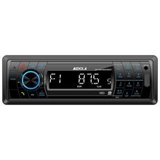 Autoradio Sd318 Bt 120w Ingresso Usb Sd Mmc Aux E Bluetooth Integrato