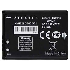 Batteria Originale Cab22d0000c1 Per Onetouch 506 560 665 668 1060 358