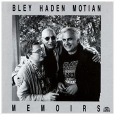 Bley / Haden / Motian - Memoirs (Digipack)