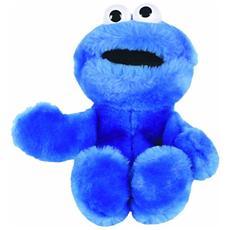 Portabiscotti Figura Cappello Berretta Peluche Pupazzo Sesame Street Beanie Plush Figure Cookie Monster 23 Cm