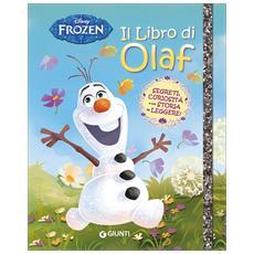 Disney - Frozen - Il Libro Di Olaf - Sogni E Segreti