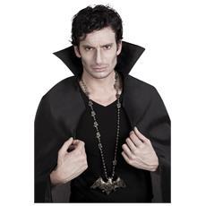 Collana Di Halloween A Forma Di Pipistrello Taglia Unica